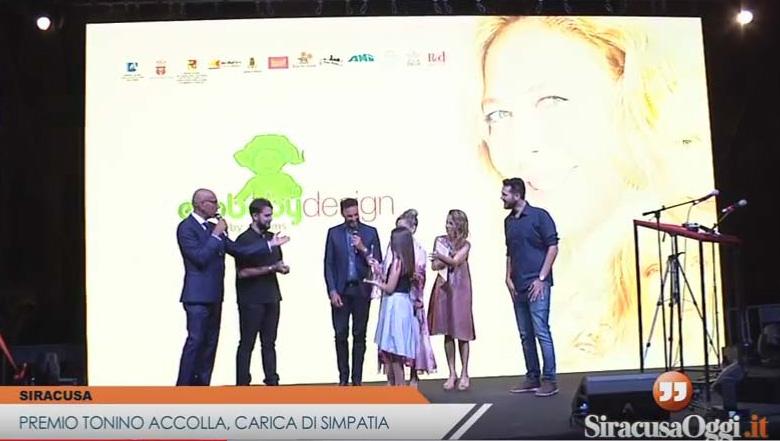 Premio tonino accolla 2018